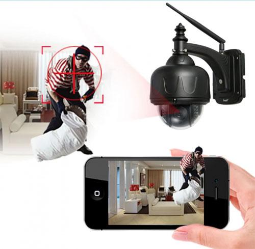 كاميرا المراقبة الذكية EasyN - حماية قصوى بأفضل سعر