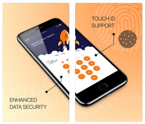تطبيق A007 - SecretHub للاحتفاظ بأشياءك السرية