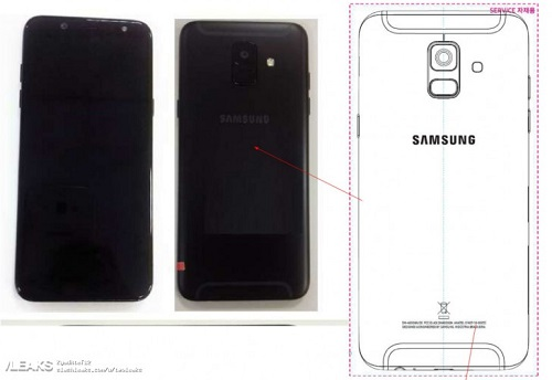 Galaxy A6 ، جلاكسي A6