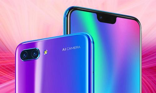 هواوي تعلن رسمياً عن هاتف Honor 10 بكاميرا مزدوجة - المواصفات الكاملة!