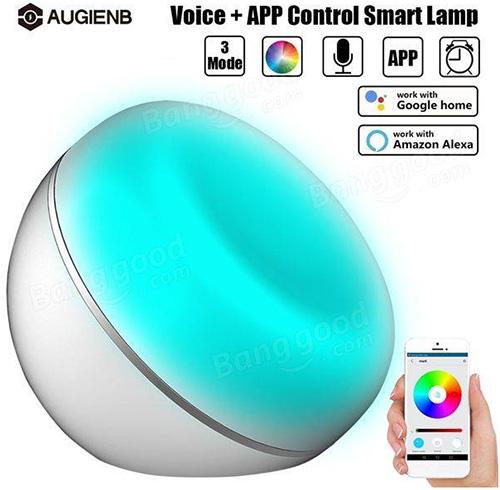 عرض خاص - المصباح الذكي متعدد الاستخدامات AUGIENB Smart LED Lamp !