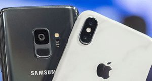 اختبار البطارية - هواتف آيفون 8 و آيفون X ضد جالكسي إس 9 و إس 9 بلس!