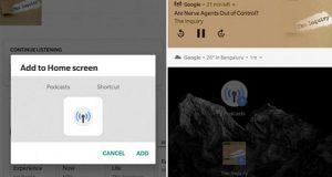 خدمة بودكاست Podcast متوفرة الآن على الأندرويد دون الحاجة إلى تطبيق!