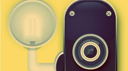 تطبيق Vintage Camera لتسجيل مقاطع فيديو كلاسيكية مميزة