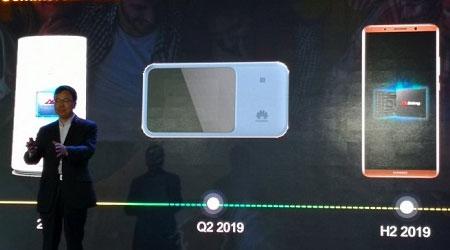 Photo of هواوي تستعد لإطلاق أول هاتف بتقنية 5G في النصف الثاني من 2019