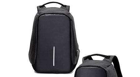 عرض خاص - حقيبة ظهر رائعة متعددة الاستخدامات مع ميزة شحن الهاتف و خاصية مقاومة السرقة!
