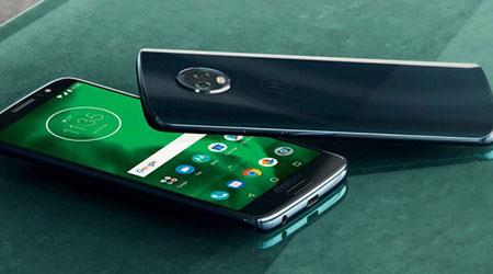 Photo of موتورلا تكشف عن سلسلة هواتف Moto G6 – تعرف عليها !
