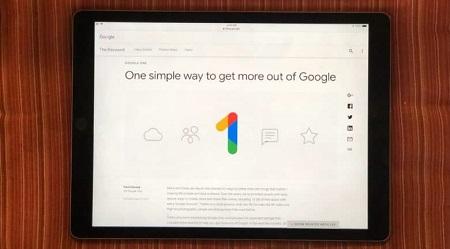صورة خدمة جوجل للتخزين السحابي تحصل على إسم جديد وأسعار جديدة!