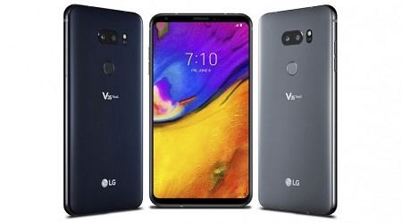 صورة الكشف عن LG V35 ThinQ بمعالج سنابدراجون 845 وسعر يصل إلى 900 دولار!