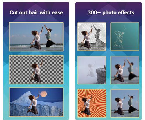 تطبيق Aftercut لقص الصور باحترافية