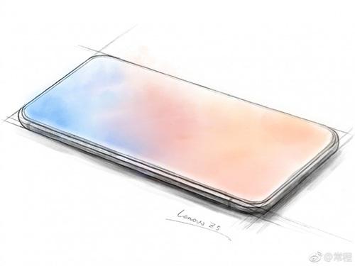 لينوفو قد تكشف عن أول هاتف ذكي بشاشة كاملة حقيقية!