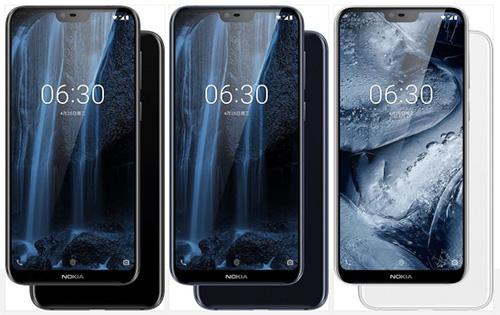 الإعلان رسمياً عن هاتف Nokia X6 بكاميرا مزدوجة و شاشة كاملة!