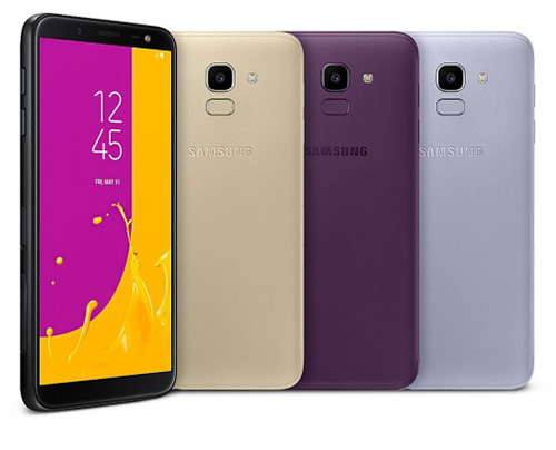 Samsung Galaxy J6