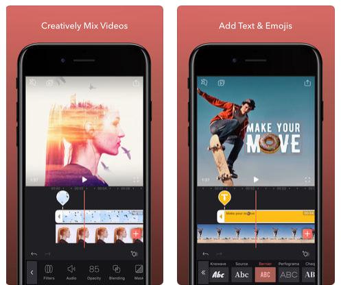 تطبيق Enlight Videoleap Video Editor - محرر فيديو احترافي