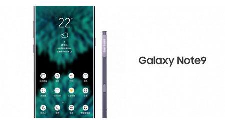 سامسونج ستطلق هاتف جالكسي نوت 9 بذاكرة 512 جيجا و 8 جيجا رام