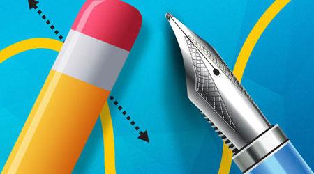 صورة تطبيق Create Flyers & Logos لتصميم الشعارات و البطاقات بسهولة و احترافية – عرض خاص!