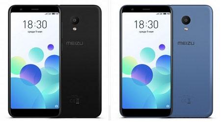 Photo of هاتف Meizu M8c الجديد مع شاشة 5.4 بوصة، وسنابدراجون 425