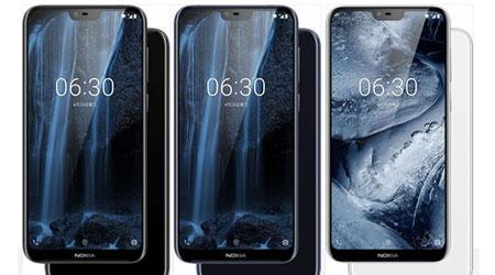 صورة الإعلان رسمياً عن هاتف Nokia X6 بكاميرا مزدوجة و شاشة كاملة!
