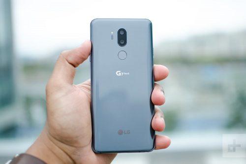 ال جي ، lg g7
