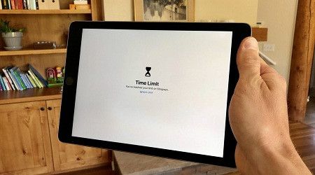 صورة نظام iOS 12 – كيفية ضبط Screen Time على ايفون وايباد!