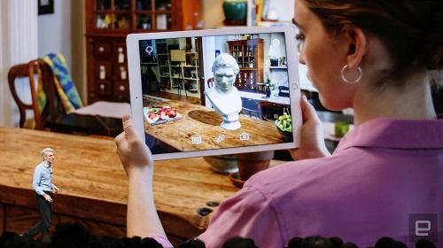 ARKit 2 : تطبيقات الواقع المعزز أكثر واقعية!