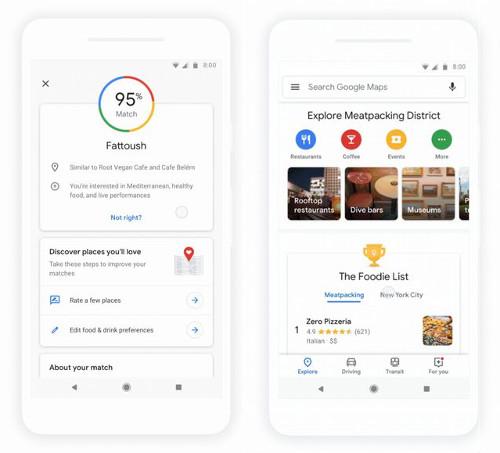 خرائط جوجل: تحديث جديد يجلب مزايا رائعة!