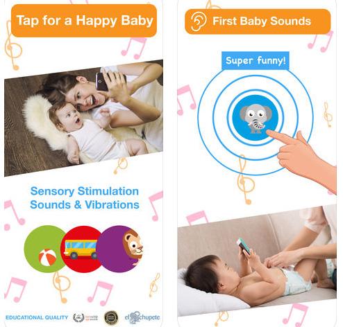 تطبيق Happy Baby - علّم صغيرك بطريقة بارعة! (أندرويد / iOS)