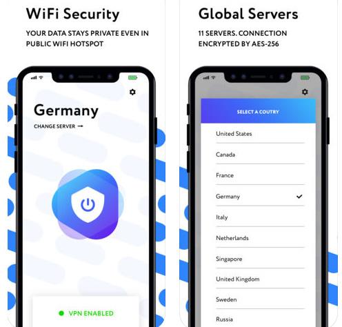 تطبيق Onion VPN لفك حظر المواقع و الخدمات المحجوبة و التصفح الآمن!