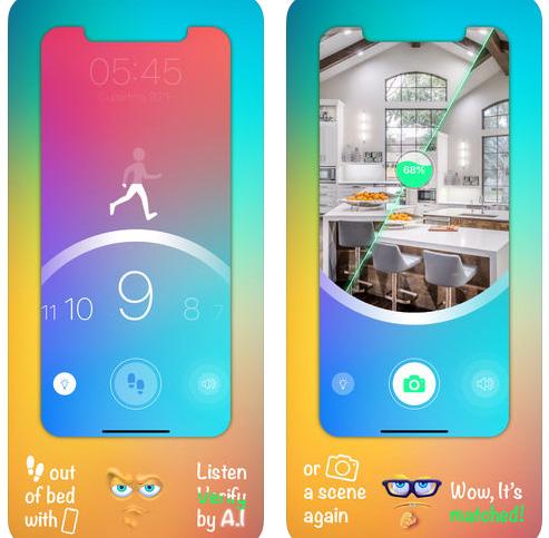 تطبيق Step Out - المنبه الذي سيجبرك على الاستيقاظ! (iOS)