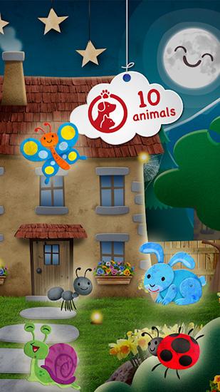 تطبيق Sweet Dreams Kids App - قصص قبل النوم للأطفال! (أندرويد / iOS)