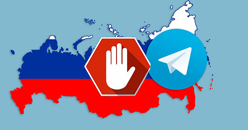 روسيا تطلب من آبل و جوجل إزالة تطبيق تليجرام!
