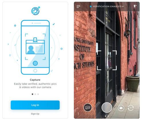 تطبيق تروبيك Truepic للتأكد من صحة الصور - وداعاً للصور المزيفة و المتلاعب بها!