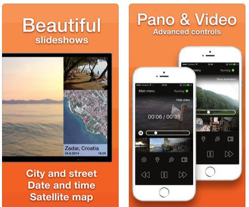 تطبيق Wideshow لتحويل صورك إلى عروض تقديمية!