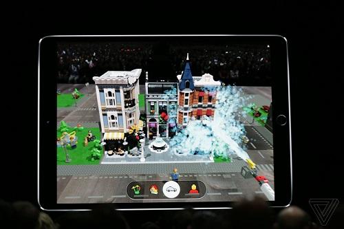 iOS 12 و تطبيقات الواقع المعزز