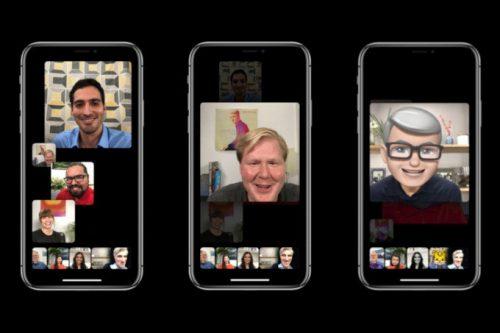تطبيق FaceTime يدعم مكالمات الفيديو حتى 32 شخص