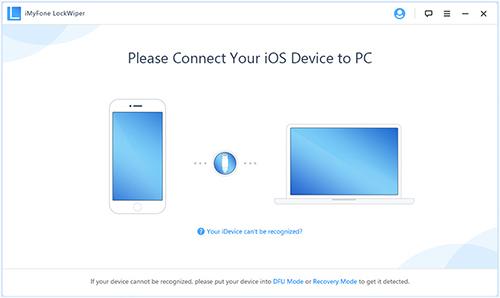 برنامج iMyFone LockWiper لفتح قفل الآيفون و الآيباد بعد نسيان كلمة المرور