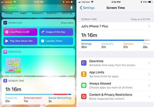 المميزات الخفية في نظام iOS 12 - الجزء الأول!