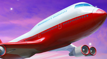 """لعبة مدينة الطائرات - اللعبة المرشحة لأفضل لعبة على متجر جوجل ومتجر آبل """"مجاناً""""!"""