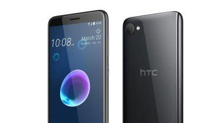 صورة اتش تي سي تطلق هاتفي HTC Desire 12 و HTC Desire 12 بلس فى الهند!