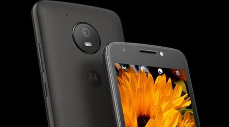 صورة هاتف Moto C2 أول هاتف من موتورولا يحمل نظام أندرويد جو