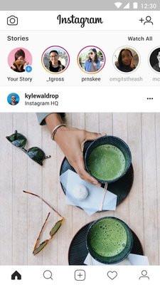 إطلاق تطبيق Instagram Lite على جوجل بلاي (أندرويد)