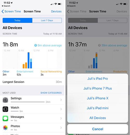 آبل تطلق النسخة التجريبية الثانية من تحديث iOS 12 - ما الجديد ؟!
