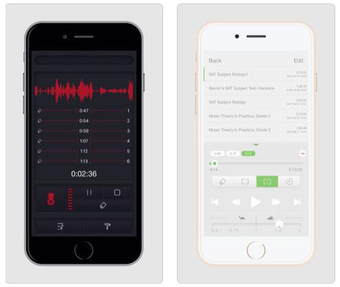 تطبيق Voice Record Memos لتسجيل الصوت (آيفون و آيباد)