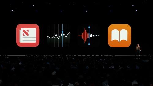 تحديثات جديدة لتطبيقات آبل في iOS 12