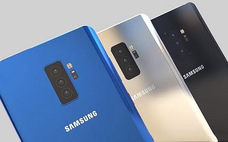 صورة تسريب جديد – هاتف جالكسي S10 سيأتي في ثلاث نسخ مع مستشعر بصمات جانبي!