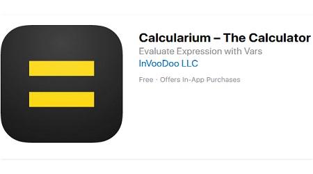 Photo of تطبيق Calcularium – آلة حاسبة ذكية تعمل بالصوت، مجاناً !