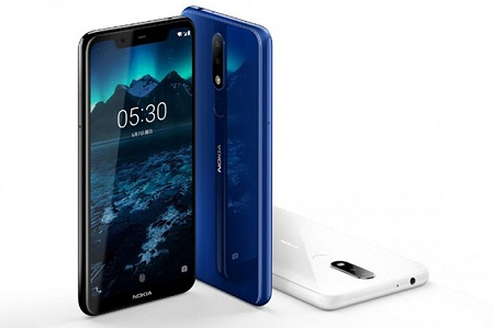 صورة هاتف Nokia X5 ينطلق نحو العالمية!