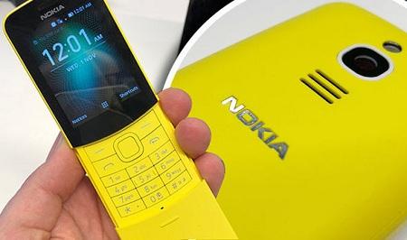 Photo of هاتف Nokia 8110 يحصل على ميزة تشغيل تطبيق واتساب!