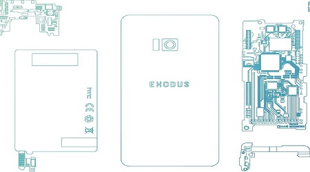 صورة شركة HTC تستعد لإطلاق أول هاتف بتقنية بلوك تشين !