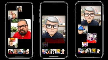 صورة تحديث iOS 12 – كيفية إجراء مكالمات فيس تايم جماعية !